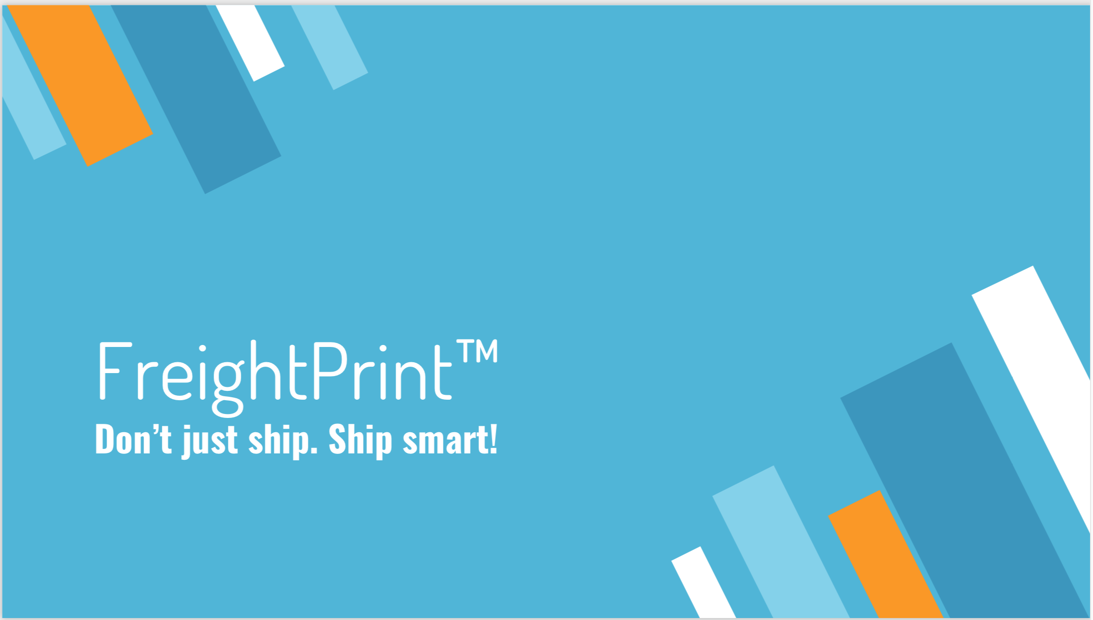how-to-track-freight-using-freightprint